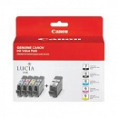 PGI-9 MBK/PC/PM/R/G Multi Чернильницы CANON PGI-9 MBK/PC/PM/R/G MULTIPACK 5 цветов для Canon PIXMA iX7000, MX7600, Pro9500, Pro9500 MarkII