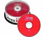 Диск CD-R Mirex 700 Mb, 48х, HotLine, Cake Box (10), (10/300)